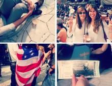 El día que toqué a Bruce Springsteen