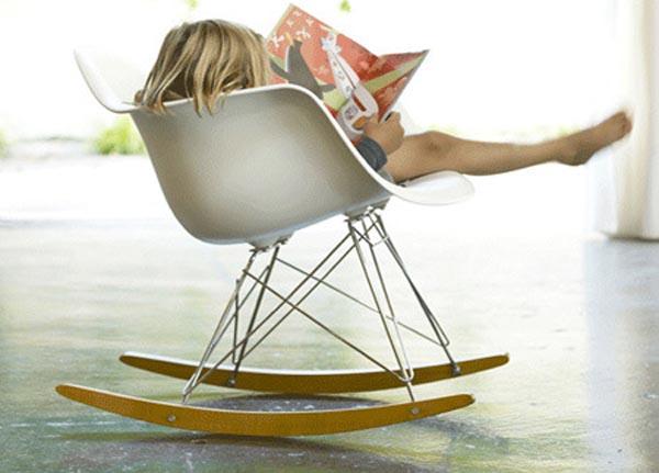 rocking chair silla de diseño