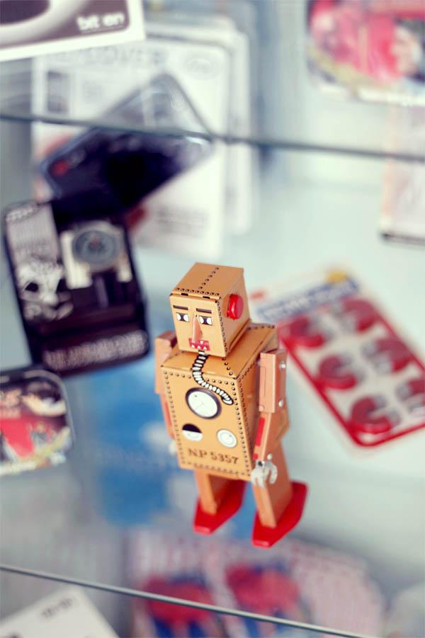 toma 3 robot