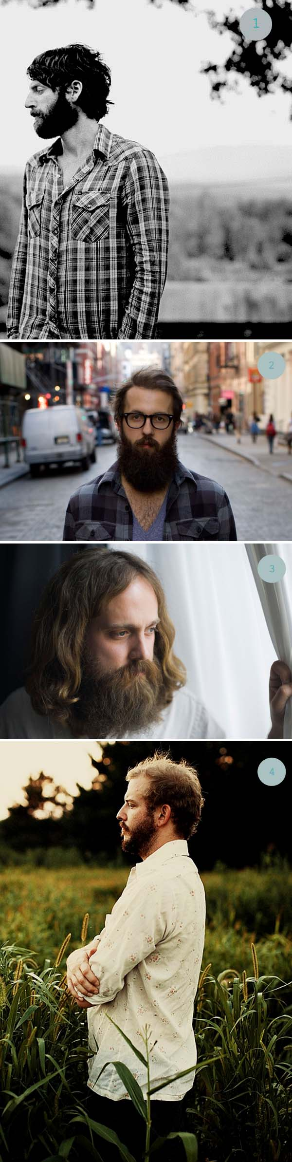 barbas cantantes