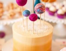 10 toppers para tarta: diy