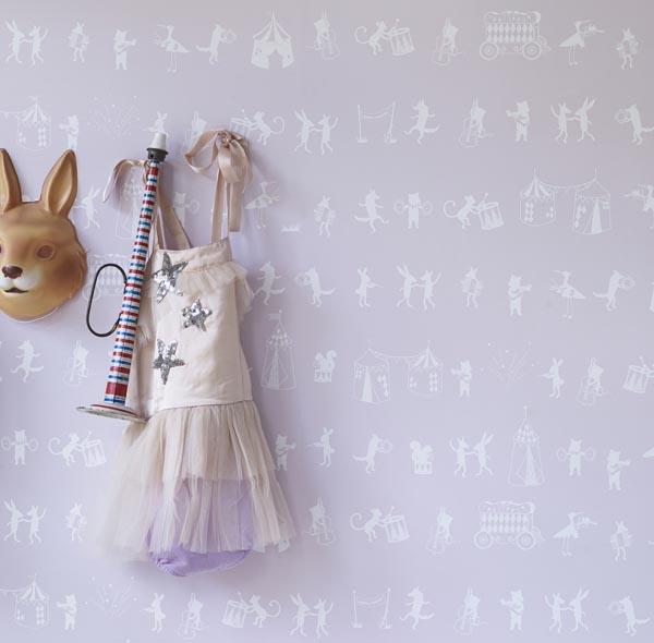 Hibou Home_Animal Parade wallpaper_HH00501_Chalk Pink_b_low res