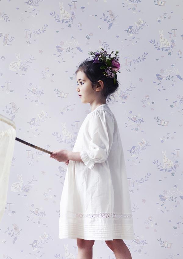 Hibou Home_Secret Garden wallpaper_HH00703_Blush Pink_kids_c_low res