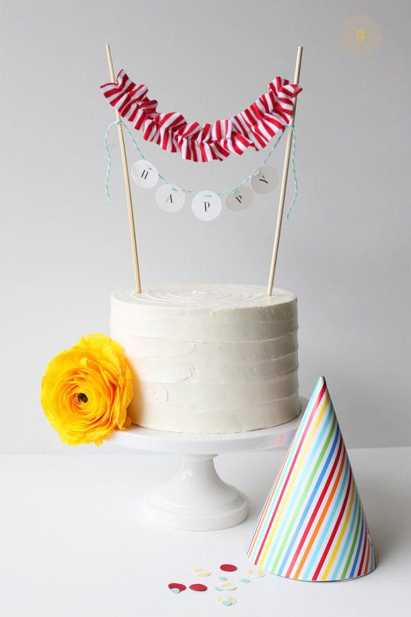 Mini-cake-banner-DIY