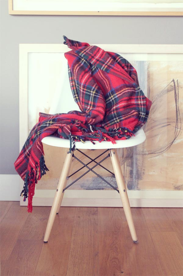 poncho silla
