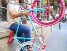 Ya tengo bici!!! Wobybi