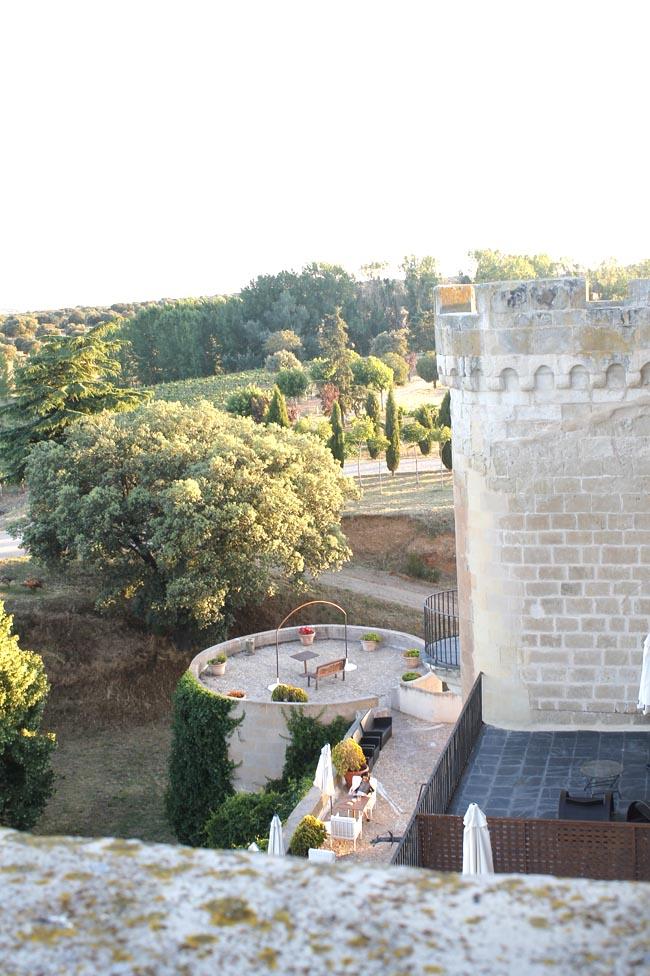 castillo del buen amor vista