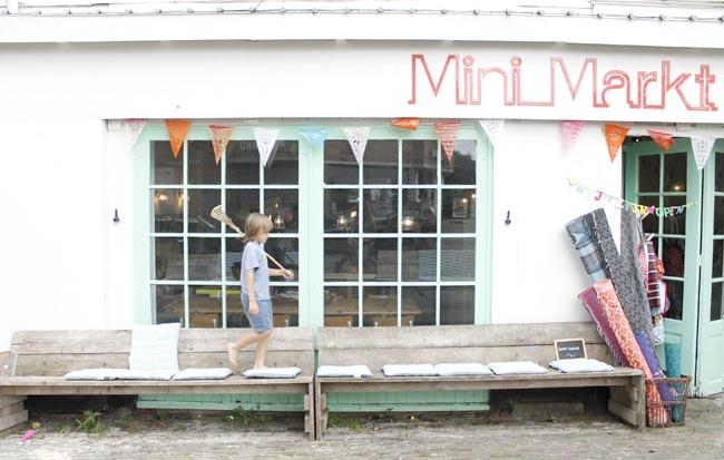 mini markt entrada