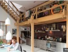 Una casa en Haarlem