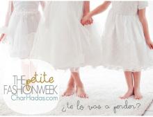 The Petit Fashion Week en Madrid!