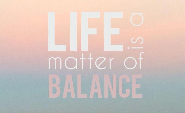 life is a matter