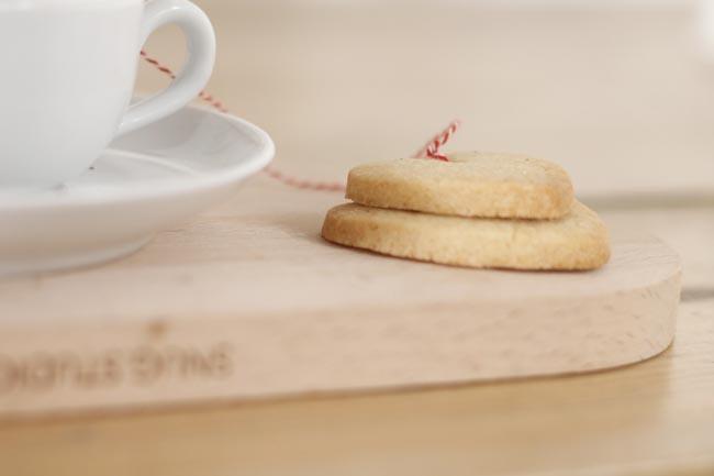 tea con galletas
