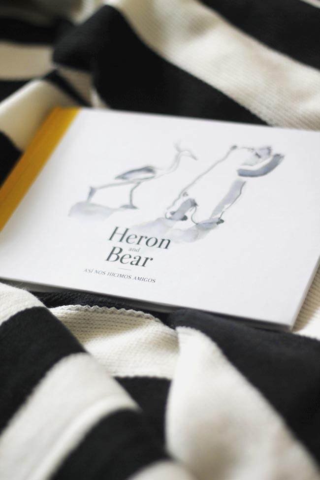 heron and bear libro