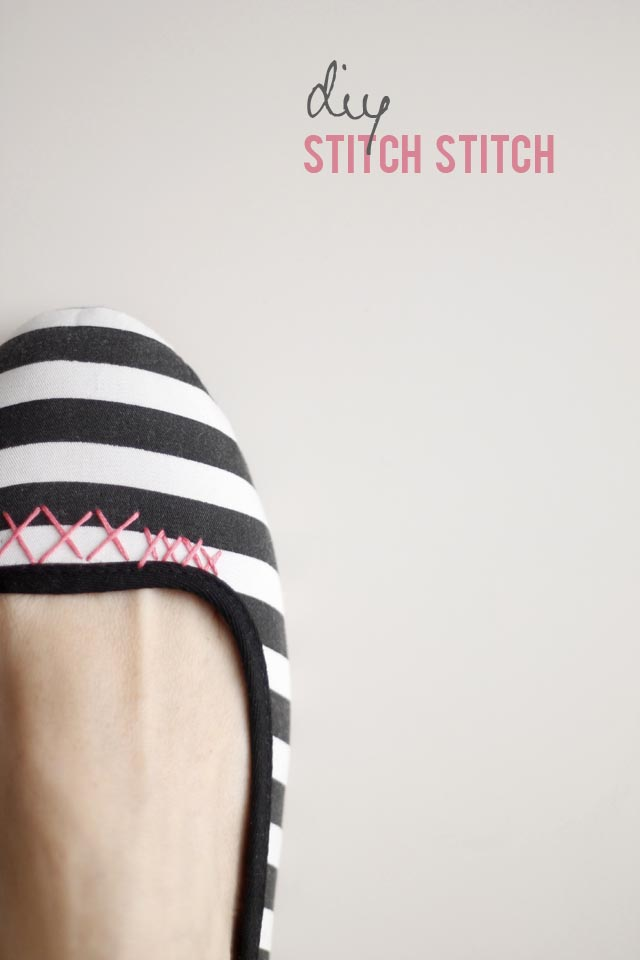diy stitch stitch