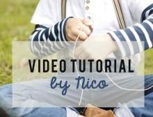 Video: Nico nos cuenta como hace flechas con palos y piedras!