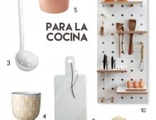 """10 """"imprescindibles"""" para la cocina"""