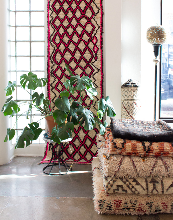 honey-kennedy-kat-and-maouche-vintage-moroccan-rugs-pdx-shop-visit-03