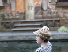 Bali con niños: Tirta Empul