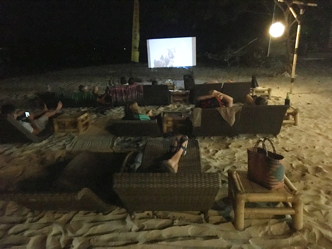 cine playa